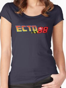ECTO 88 Women's Fitted Scoop T-Shirt