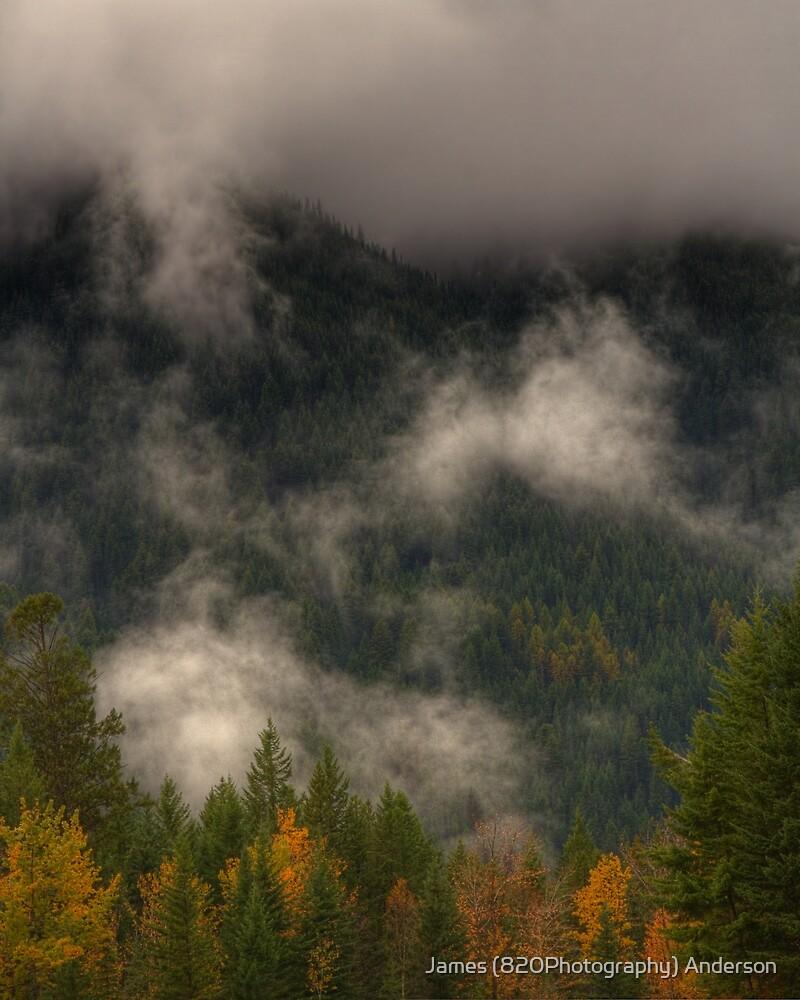 Kootenay Fall by JamesA1