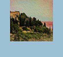 Tuscan Hillside Unisex T-Shirt