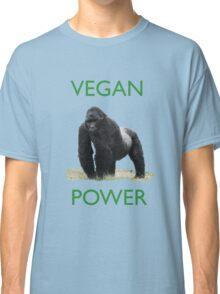 VEGAN POWER Classic T-Shirt