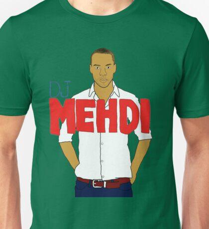 DJ Mehdi - T-Shirt Unisex T-Shirt