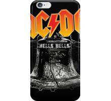 AC/DC Hells Bells iPhone Case/Skin