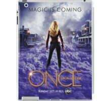 Once Upon A Time - Emma Swan iPad case (also comes as notebook) iPad Case/Skin