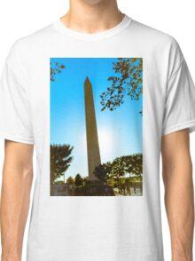 Washington Monument Classic T-Shirt