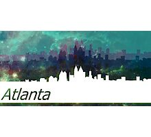 Atlanta. Photographic Print