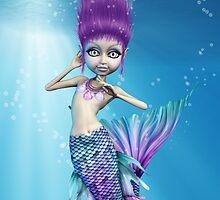 Mermaid by Annie Altherr