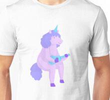 pastel unicorn! Unisex T-Shirt