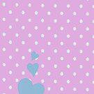 Vintage Hearts by IamJane--