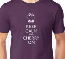 'Keep Calm and Cherry On' Unisex T-Shirt