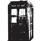 TARDIS by IamJane--