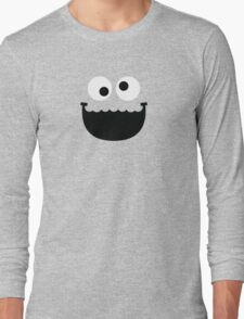 "Muppets ""Cookie Monster"" Long Sleeve T-Shirt"