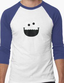"Muppets ""Cookie Monster"" Men's Baseball ¾ T-Shirt"