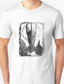 Two faces of Sauron Unisex T-Shirt