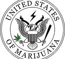 United States of Marijuana by crunchyparadise
