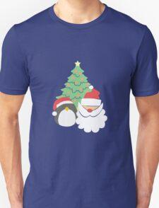 Santa & Penguin #1 T-Shirt