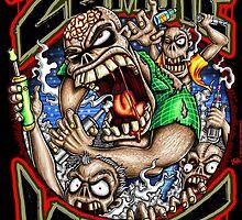 Zombie Vape by LinkArtworks