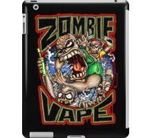 Zombie Vape iPad Case/Skin