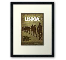 Lisbon 1967  Framed Print