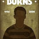 Tommy Burns by gezzamondo