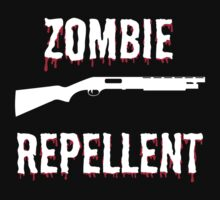 Zombie Repellent by BrokenThumbs