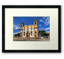 Largo do Carmo Framed Print