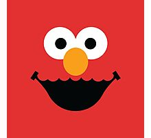 "Muppet ""Elmo"" Photographic Print"