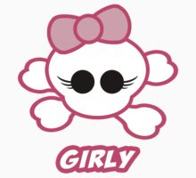 Girly Skull - Girly Kids Clothes