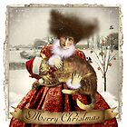 Christmas card by Marta Orlowska