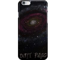 Don't Panic - The Hitchhiker's Guide to the Galaxy - Galaxy Phone case iPhone Case/Skin