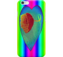 """""""Psychedelic Poppy IPhone """" iPhone Case/Skin"""