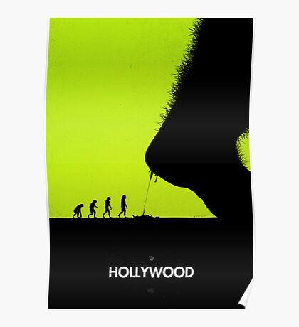 99 Steps of Progress - Hollywood Poster