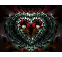 Great Heart Photographic Print