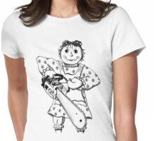 Raggedy Ann Womens Fitted T-Shirt