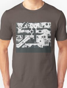 Vector Doodle Section 1 T-Shirt