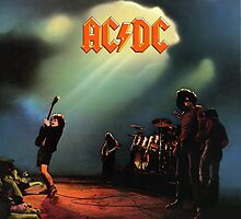 AC/DC Let There Be Rock by robertnorris