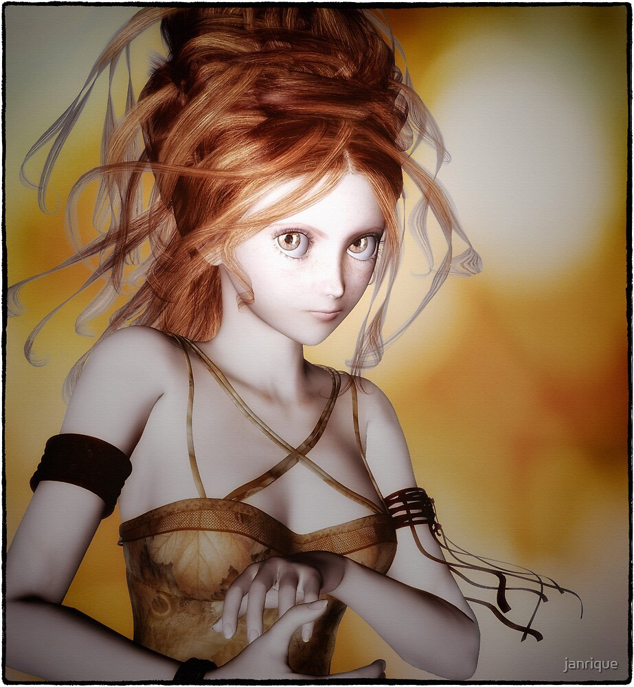 Amber by janrique