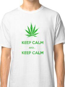 KEEP CALM & KEEP CALM  Classic T-Shirt