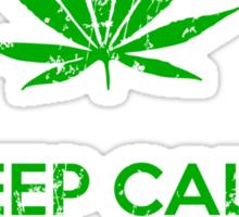KEEP CALM & KEEP CALM  Sticker