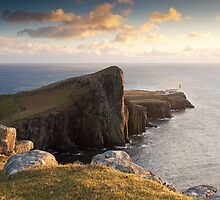 Neist Point, Skye by Martin Slowey