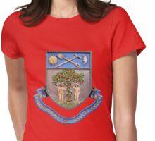 Vintage Garden of Eden Gardening Art T-Shirt Womens Fitted T-Shirt