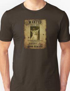 Schrodinger's Cat - Wanted T-Shirt
