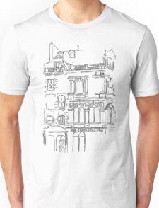 Cafe Royal Bar, Paris Unisex T-Shirt