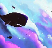 The Whale II by Richard Eijkenbroek