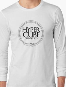 hypercube delivery co -corsair Long Sleeve T-Shirt