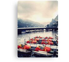 Como Lake - Italy  Canvas Print