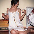 Coffee Spill by lyusifon