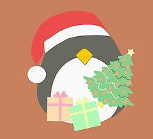 Penguin #3 by simplepaperplan