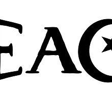 TEACH PEACE by Tai's Tees by TAIs TEEs