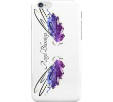 Archangel Michael: Angel Blessings iPhone Case/Skin