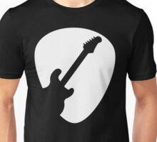 Electric Guitar Pick T Shirt Unisex T-Shirt